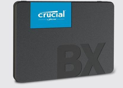 Imagem de SSD CRUCIAL BX500- 240GB 3D NA