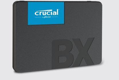 Imagem de SSD CRUCIAL BX500- 120GB 3D NA