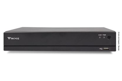 Imagem de DVR H265 SERIE L 1080N 16 CANAIS. AUDIO. HDMI/VGA 1 SATA TTVL116H