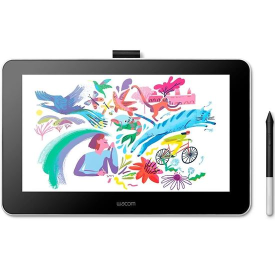 Picture of DISPLAY INTERATIVO WACOM ONE 13 - DTC133W0A1