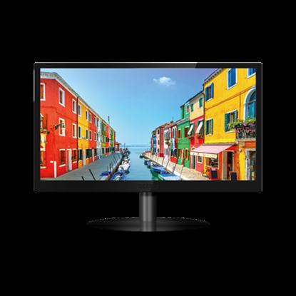 "Imagem de MONITOR PCTOP LED 22"", WIDESCREEN, VGA, HDMI, PRETO - 1 ANO DE GARANTIA"