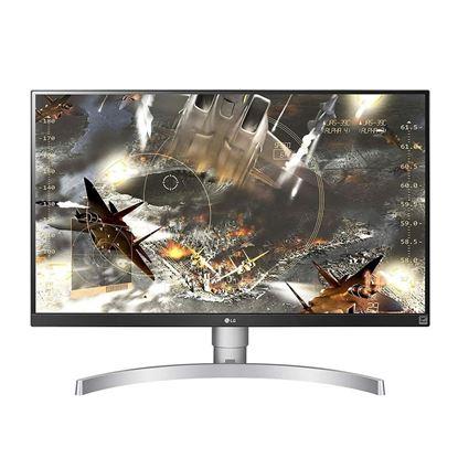 Imagem de MONITOR LG 27UK650-W ULTRA HD 4K 27'' IPS DISPLAYHDR™ 400 HDMI/DP VESA [100X100MM]