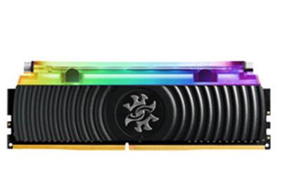 Imagem de MEMÒRIA  ADATA DESKTOP DDR4 3200 8GB BLACK