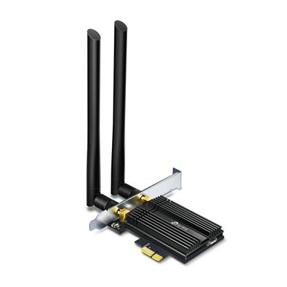 Imagem de ADAPTADOR PCI EXPRESS WI-FI 6 AX3000 COM BLUETOOTH - ARCHER  TX50E