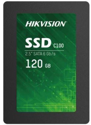 Imagem de SSD HIKVISION SATA C100 120GB - HS-SSD-C100/120G