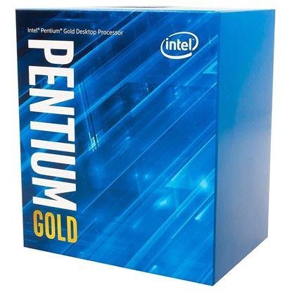 Imagem de PROCESSADOR INTEL PENTIUM GOLD G6400 CACHE 4MB, 4.00 GHZ  FCLGA1200- BX80701G6400
