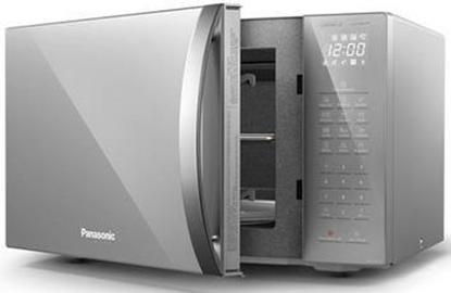 Imagem de MICROOONDAS PANASONIC, 34 LITROS, INOX, 127V, 900W - 1 ANO DE GARANTIA