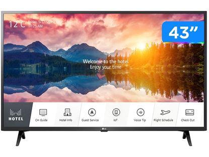 """Imagem de TV LG HOTEL 43"""" PROCENTRIC SMART US660H UHD SMART HDMI/USB WEBOS 5.0 VESA [300X300MM]"""