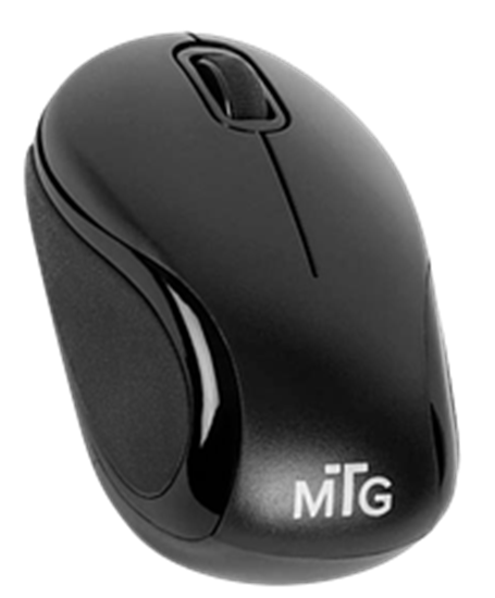 Picture of MOUSE SEM FIO WIRELESS 3 BOTOES 1.200DPI  ERGON  2 4 GHZ