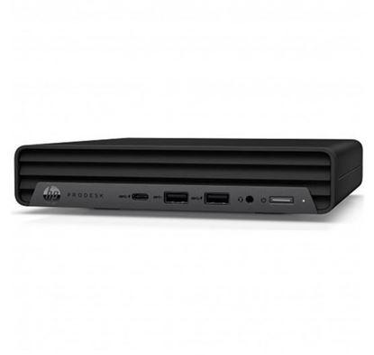 Imagem de MINI PC HP PRODESK 400 G6 DM I5 10500T – 8GB[1X8GB] DDR4 2666 SODIMM – SSD 256GB 2280 PCIE – WIRELESS + BLUETOOTH - WIN 10 PRO –