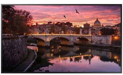 Imagem de MONITOR SAMSUNG LFD UHD 4K QB50R STAND ALONE HDMI/DVI/DP/USB [16/7] 350NITS
