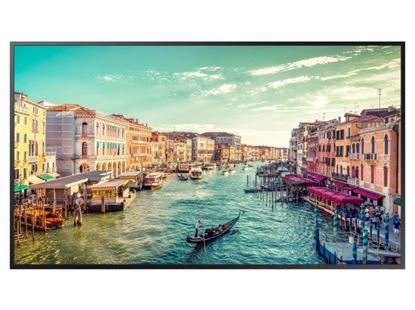 Imagem de MONITOR SAMSUNG LFD UHD 4K QM50R VIDEO WALL HDMI/DVI/DP/USB [24/7] 500 NITS