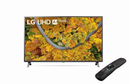 "Imagem de TV LG 50"" LCD/LED UHD SMART 4K 50UP751C0SF HDMI/USB THINQ AI WEBOS 6.0 GOOGLE ASSISTENTE ALEXA"